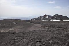 etna Στοκ εικόνα με δικαίωμα ελεύθερης χρήσης