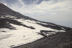 etna Στοκ Φωτογραφίες