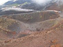 etna lizenzfreies stockfoto