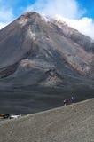 etna góry szczyt Zdjęcie Stock