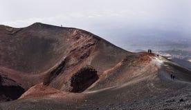 Etna Royalty Free Stock Photos