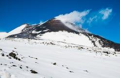 Etna Royalty Free Stock Image