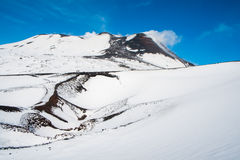 Etna Royalty Free Stock Images