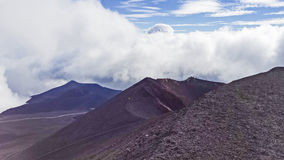Etna mountain Stock Images