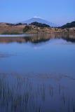etna mt Сицилия стоковое фото rf