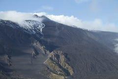 Etna, Serra Giannicola Stock Image