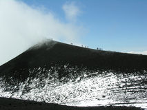 Etna, Sicily, Italy Stock Photography