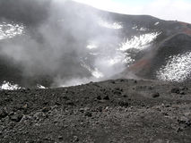 Etna, Sicily, Italy Royalty Free Stock Images