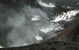 Etna, Sicily, Italy Stock Photos