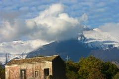 Etna, Sicily, Italy Royalty Free Stock Image