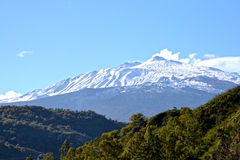 Etna - Sicily Stock Photography