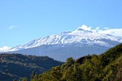 Etna - Sicily Stock Photography