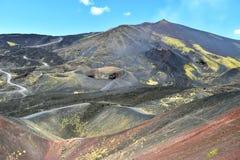 Etna-Sicily Royalty Free Stock Photo