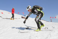Etna Ski Alp - World Championship 2012 International Trophy Etna Royalty Free Stock Photography