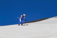 Etna Ski Alp - World Championship 2012 International Trophy Etna Stock Photography