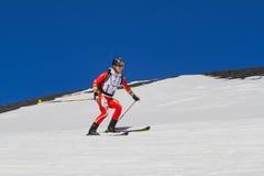 Etna Ski Alp - World Championship 2012 International Trophy Etna Stock Photos
