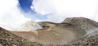 Etna Unesco -  Immagini Stock