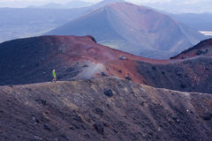 Etna volcano Stock Photo