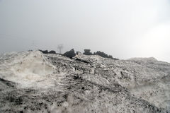 Etna volcano landscape Stock Photo