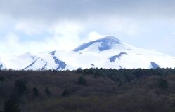 Etna-Volcano-Sicily-Italy - Creative Commons by gnuckx Royalty Free Stock Images