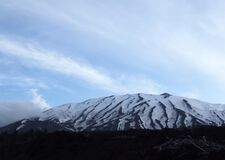 Etna-Volcano-Sicily-Italy - Creative Commons by gnuckx Royalty Free Stock Photos