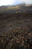 Etna Volcano, Sicily Royalty Free Stock Photo