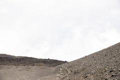 Etna Vulcano - Σικελία Ιταλία Στοκ εικόνα με δικαίωμα ελεύθερης χρήσης