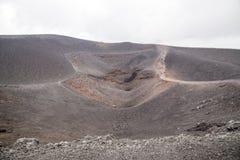 Etna Vulcano - Σικελία Ιταλία Στοκ φωτογραφία με δικαίωμα ελεύθερης χρήσης