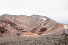 Etna Vulcano - Σικελία Ιταλία Στοκ Φωτογραφίες