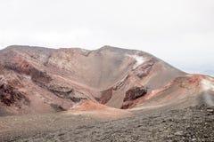 Etna Vulcano, Sicily Włochy - Zdjęcia Stock