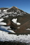 etna wulkan Fotografia Royalty Free