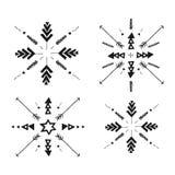 Etnic stam- beståndsdelar Fotografering för Bildbyråer