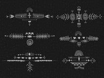 Etnic stam- beståndsdelar Royaltyfri Fotografi