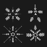 Etnic stam- beståndsdelar Arkivfoton