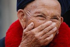 etniczna kobieta Zdjęcie Royalty Free