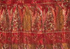 Etniczna tkanina Obraz Royalty Free
