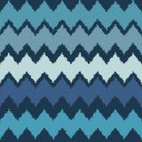 Etnicznego boho bezszwowy wzór druk tła target875_0_ Sukienny projekt, tapeta Obraz Royalty Free