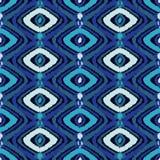 Etnicznego boho bezszwowy wzór Skrobaniny tekstura Retro motyw Fotografia Royalty Free