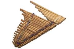 Etniczni instrumenty Fotografia Royalty Free