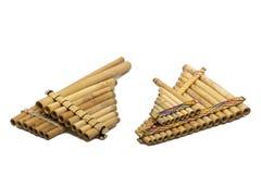 Etniczni instrumenty Zdjęcia Stock