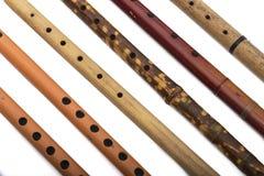 Etniczni instrumenty Obraz Royalty Free