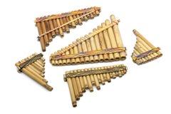 Etniczni instrumenty Zdjęcia Royalty Free