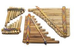 Etniczni instrumenty Zdjęcie Royalty Free