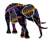 słoń etniczny Obrazy Royalty Free