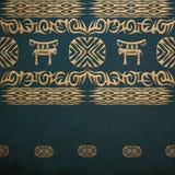Etniczny afrykański plemienny wzór obrazy royalty free