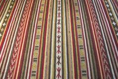 etniczny dywanik fotografia stock