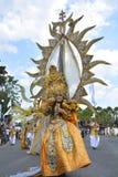 Etniczny kostium Zdjęcia Stock