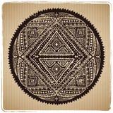 Etniczny ornament Zdjęcie Royalty Free