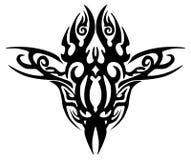 Etniczny ornamentu tatuaż Fotografia Royalty Free