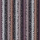 Etnisch boho naadloos patroon af:drukken Het herhalen van achtergrond Doekontwerp, behang Stock Afbeeldingen